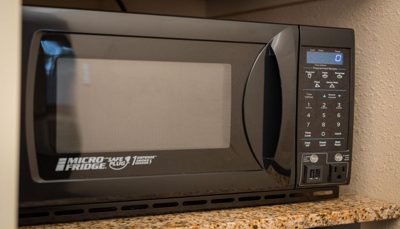 In-Room Microwave